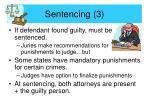 sentencing 3