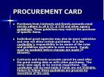 procurement card10