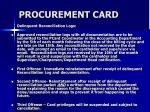 procurement card11