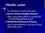 travel contd16