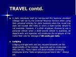 travel contd7
