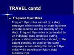 travel contd8