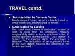 travel contd9