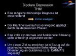 bipolare depression thm