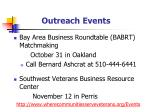 outreach events1