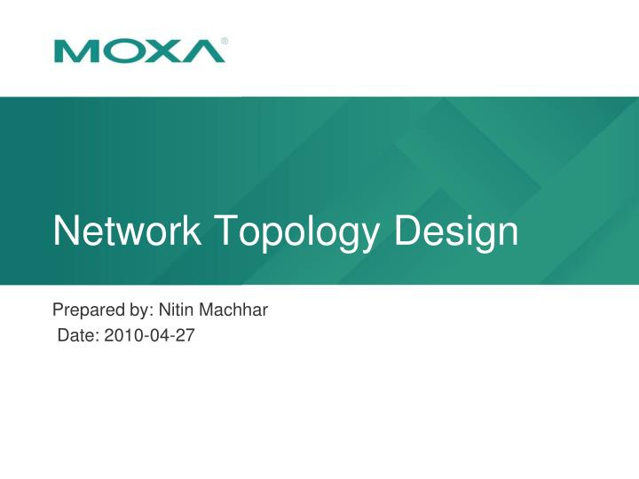 network topology design n.