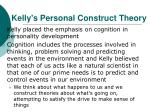 kelly s personal construct theory