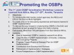 promoting the osbps2