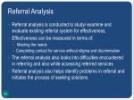 referral analysis1