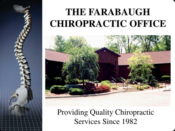 the farabaugh chiropractic office n.