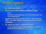 zasoby assets