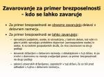 zavarovanje za primer brezposelnosti kdo se lahko zavaruje
