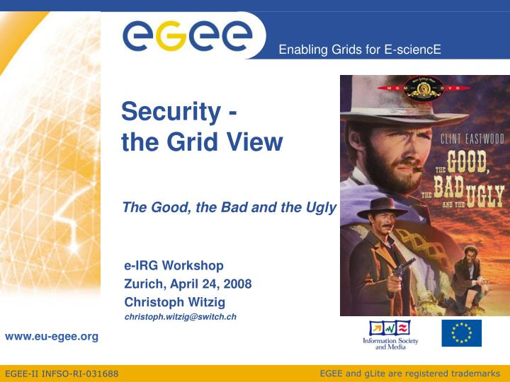 security the grid view n.