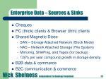 enterprise data sources sinks3
