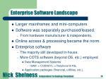 enterprise software landscape1