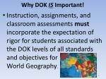 why dok is important2