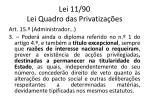 lei 11 90 lei quadro das privatiza es2