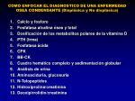 como enfocar el diagnostico de una enfermedad osea condensante displ sica y no displ sica2