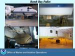 bomb bay pallet