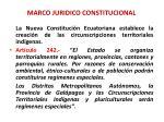 marco juridico constitucional1