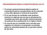 procedimientos para la constitucion de las cti2