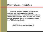 observations regulation1