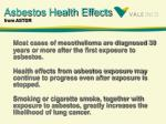asbestos health effects from astdr1