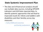 state systemic improvement plan2