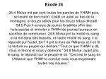 exode 24