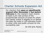 charter schools expansion act2