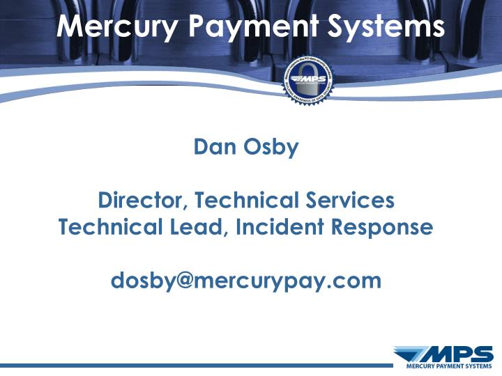 mercury payment systems n.