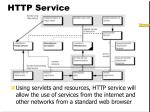 http service