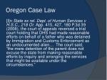 oregon case law8