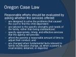 oregon case law9