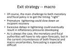 exit strategy macro3