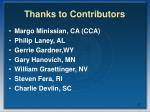 thanks to contributors2