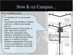 new k 12 campus1