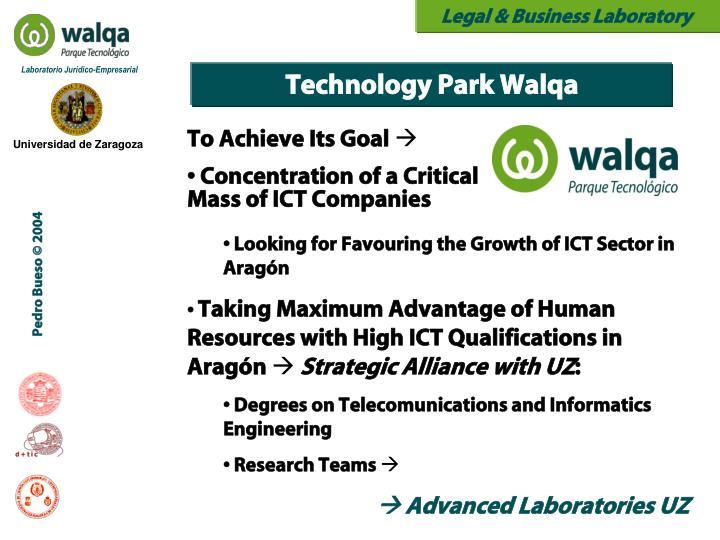 Technology Park Walqa