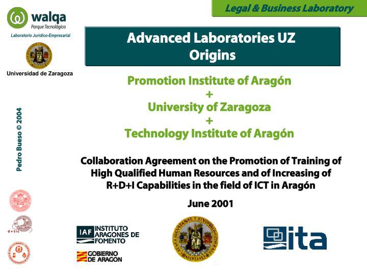 Advanced Laboratories UZ