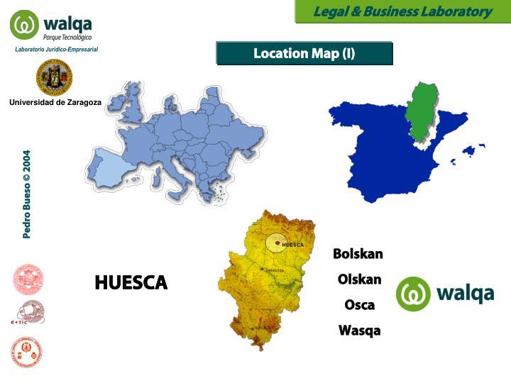 Location Map (I)