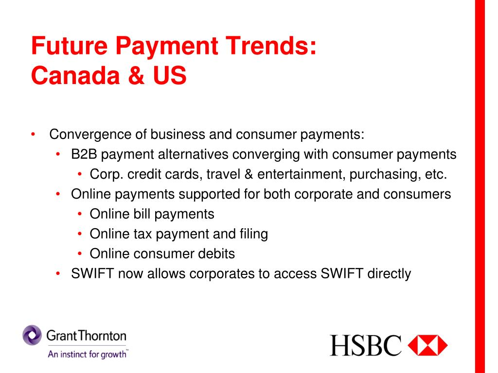 PPT - Optimizing Cross-Border Banking Between Canada and the US