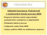 strategie 2014