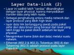 layer data link 2
