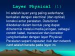 layer physical 1