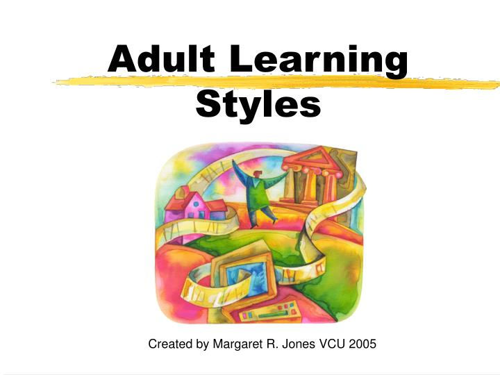 adult learning styles n.