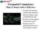 geospatial competency maps images make a difference