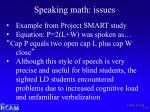 speaking math issues2