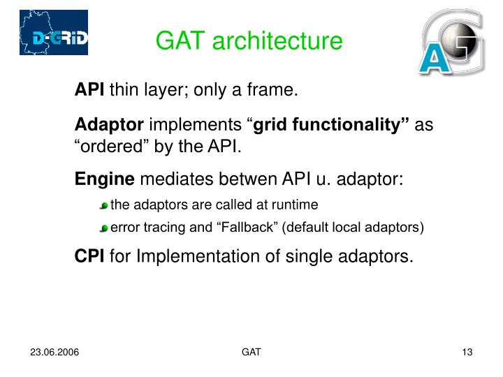 GAT architecture