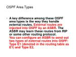 ospf area types6