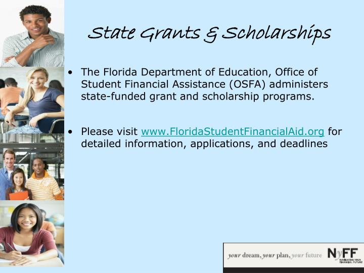 State Grants & Scholarships